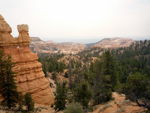 Rim Trail, Amphitheater, Bryce Canyon National Park, UT