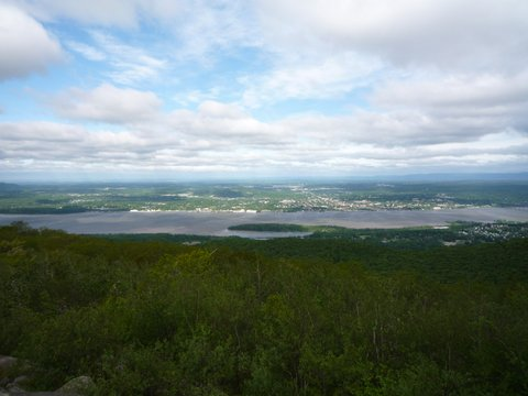 View from South Beacon Mtn., Hudson Highlands State Park, NY