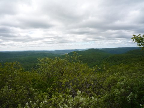 View from Wilkinson Memorial Trail, Hudson Highlands State Park, NY