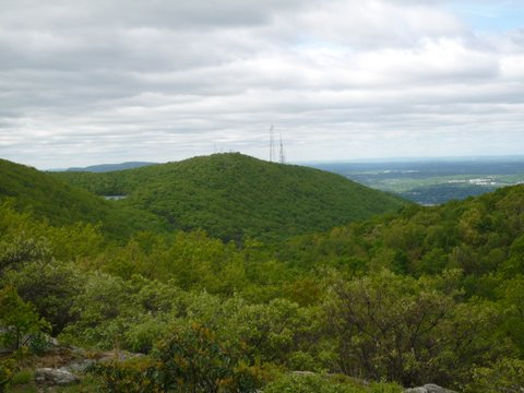 Fishkill Ridge Trail, Lamb's Hill, Fishkill, NY