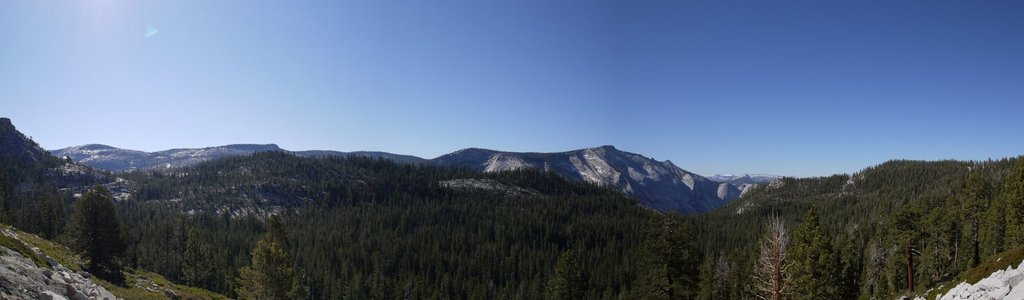 Olmstead Point, Yosemite National Park, California
