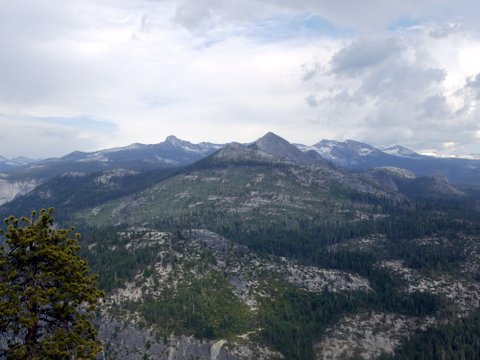 Clark Range, Yosemite National Park, California