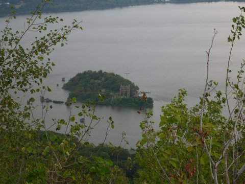 Bannerman's Castle, Pollepel Island, New York