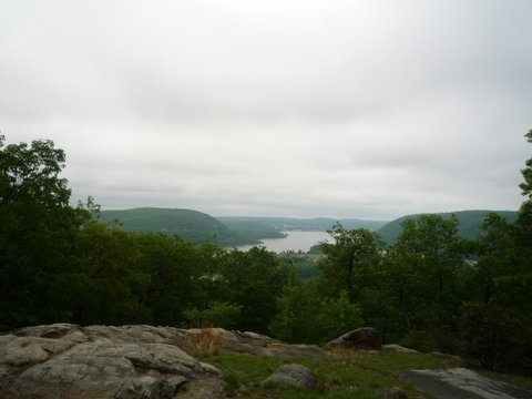 Hudson River, from Bear Mountain, NY