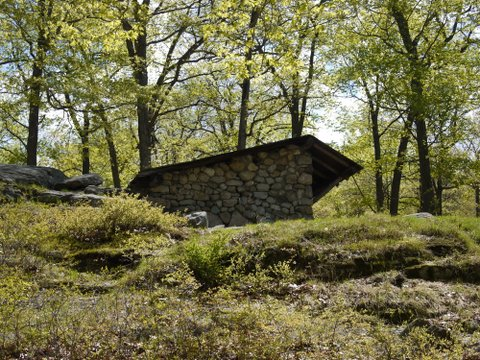 Dutch Doctor Shelter, Harriman State Park, NY