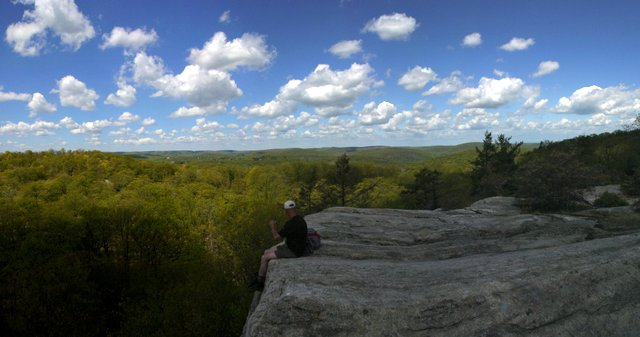 Claudius Smith Den, Harriman State Park, NY