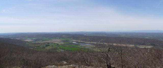View from South Taconic Trail, Mt. Washington State Forest, MA