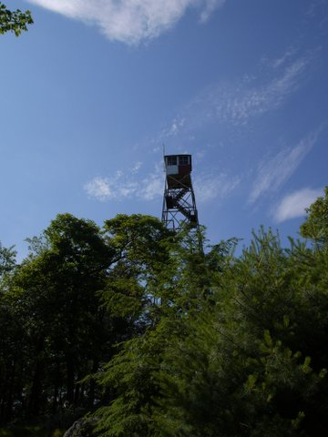 Fire tower, Sterling Forest State Park, NY