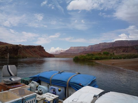 Lee's Ferry and Mile Zero of Colorado, Grand Canyon
