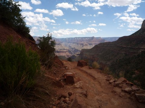 Bright Angel Trail, Grand Canyon