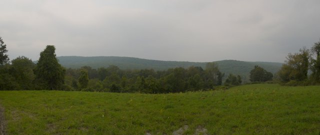 Scenic view from Perkins Trail, Fahnestock State Park, NY