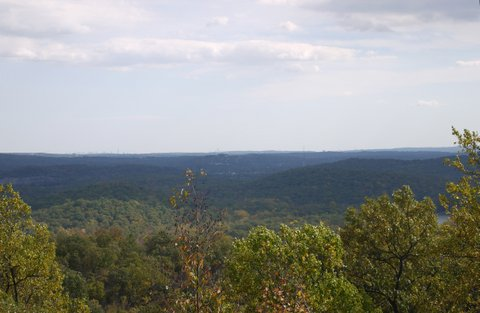 Scenic view, Norvin Green State Forest, NJ