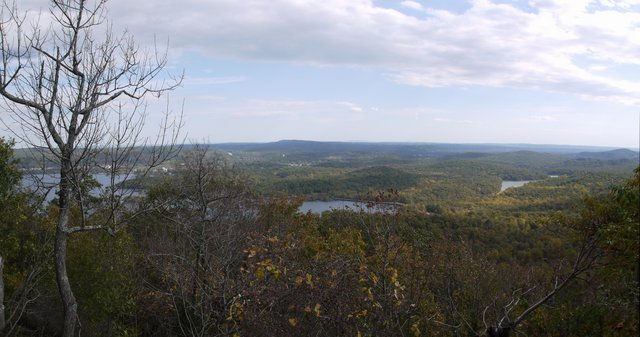 Wanaque Reservoir, seen from Norvin Green State Forest, NJ