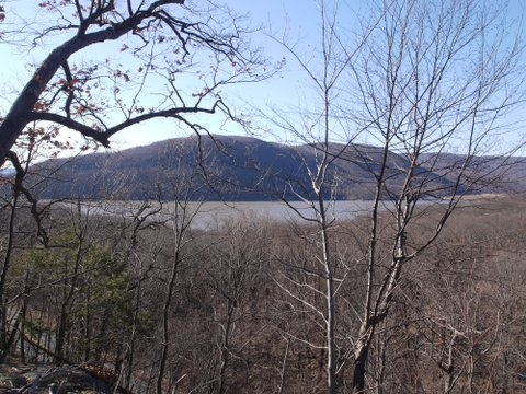 Camp Smith Trail, Hudson Highlands State Park, NY
