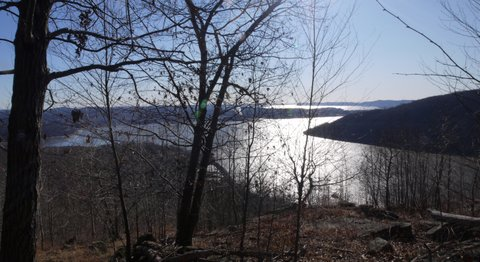Hudson River from Camp Smith Trail, Hudson Highlands State Park, NY