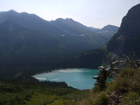Grinnell Lake, Glacier National Park, Montana
