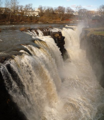 Paterson Great Falls National Historical Park, New Jersey
