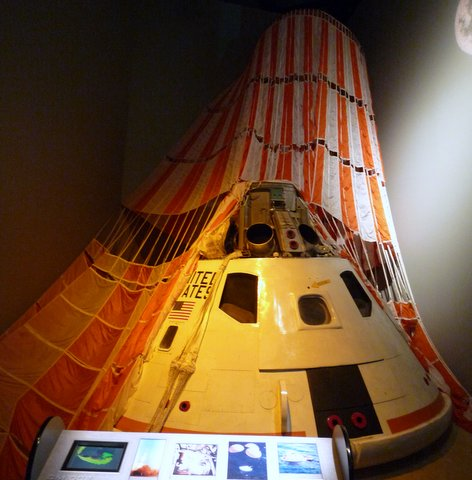 Apollo Command Module 2, 1966