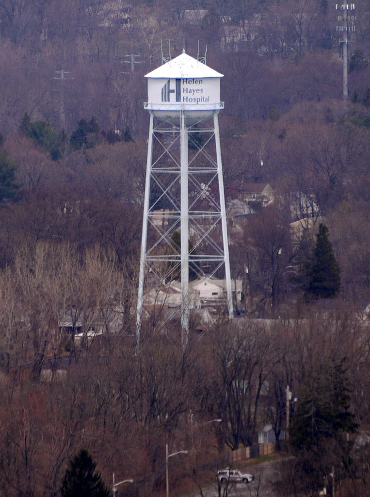 Water Tower in Haverstraw, NY