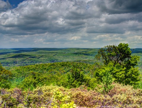 Torne View, Seven Hills Trail, Harriman State Park, NY
