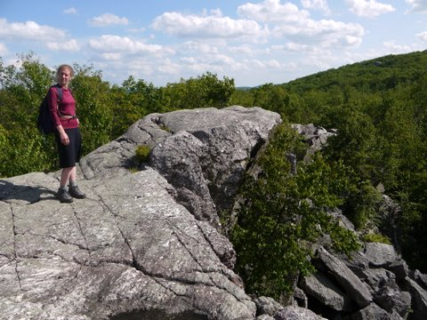 Cat Rocks, Appalachian Trail, Orange County, NY