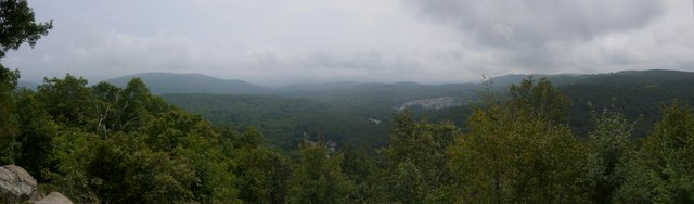 View from Manaticut Point, Norvin Green State Forest, NJ