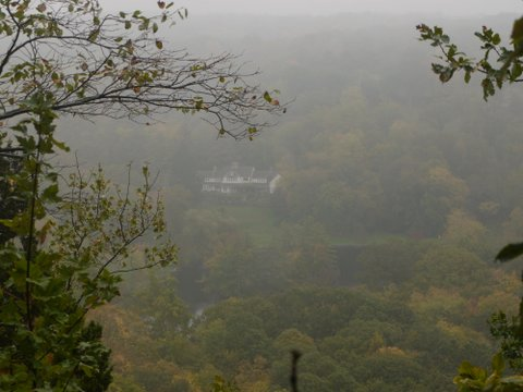 View from Raven Rocks, Ward Pound Ridge Reservation, NY
