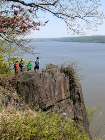 High Gutter Point, Palisades Interstate Park, Rockland County, New York