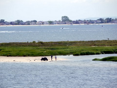 Gerritsen Creek, Point Breeze and Rockaway Inlet, New York