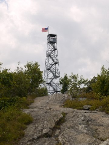 South Beacon Mountain fire tower,Dutchess County, New York