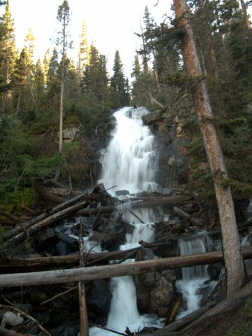 Fern Falls, Rocky Mountain National Park, Colorado