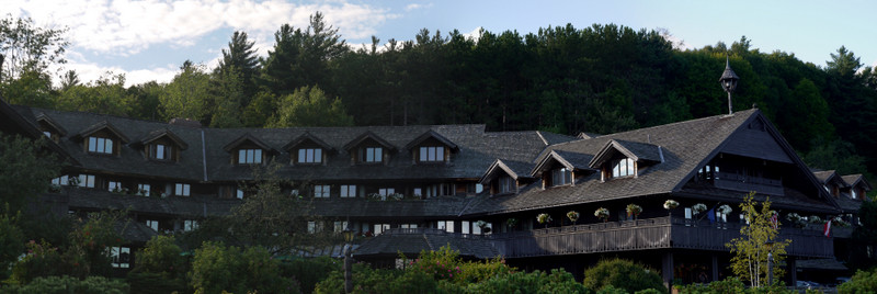Trapp Family Lodge, Stowe, Lamoille County, Vermont