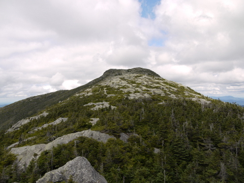 Chin of Mount Mansfield, Chittenden County, Vermont