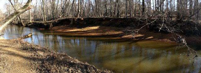 Manasquan River, Allaire State Park, Monmouth County, New Jersey