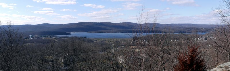 Wanaque Resorvoir, Ramapo Mountain State Park, Bergen & Passaic Counties, New Jersey