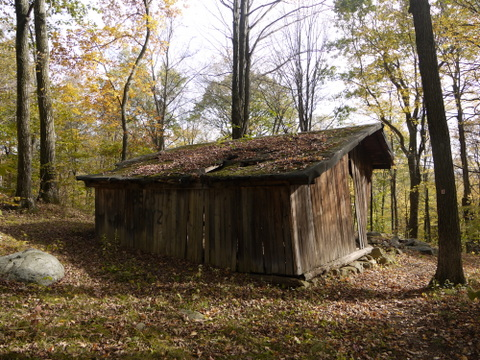 Cooper Union shelter, Ringwood State Park, Passaic County, New Jersey