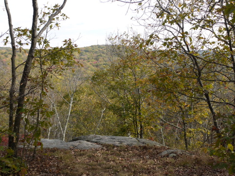 Scenic view, Ringwood State Park, Passaic County, New Jersey